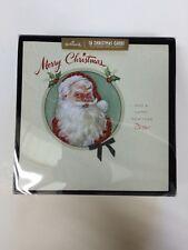 Sello de Navidad Tradicionales Santa Signature Edition Caja de tarjeta 18 Tarjeta 11430583