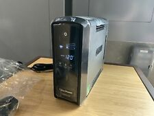 CyberPower PFC Sinewave UPS System CP1000PFCLCD | 1000VA/600W | 10 Outlets