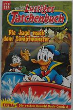 Walt Disney LTB Nr. 234 - Die Jagd nach dem Sumpfmonster / Lustiges Taschenbuch