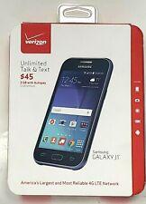 Samsung Galaxy J1 Verizon Blue 8gb Android Prepaid Phone