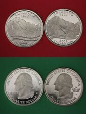 Silver & Clad 2006 S Colorado Proof Deep Cameo State Quarters Flat Rate Shipping