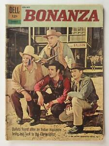 1962 BONANZA TV COMIC # 12-070-210 (FR +)