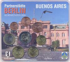 Deutschland Euro KMS 2004 A -  Partnerstädte Berlin - Buenos Aires
