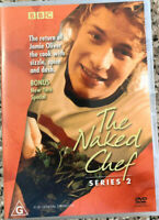 THE NAKED CHEF Jamie Oliver Series 2 Two Disc DVD