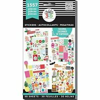 me & my BIG ideas PPSV-04 Create 365 The Happy Planner Sticker Value Pack