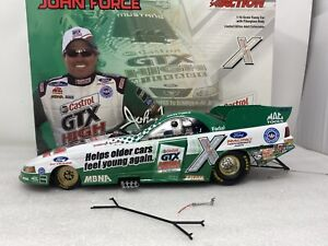 1/16 Action NHRA 2003 Castrol High Mileage Funny Car  John Force  READ ME
