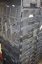 6x72L Heavy Duty Plastic Storage Box Boxes with lids