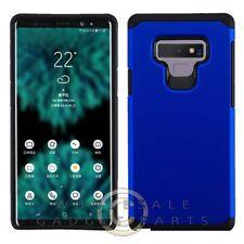Samsung Note 9 Advanced Armor Case - Blue/Black Case Cover Shell Shield