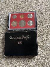 1982 United States Mint Proof Set