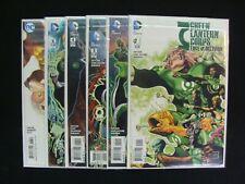 Green Lantern Corps Edge of Oblivion #1-6 Complete Set Run DC Comics NM