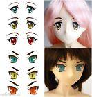 Obitsu Super Dollfie SD 1/3 Bjd Doll head Eye Decal Sticker N (6 pairs) ~ NEW ~
