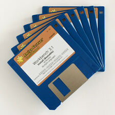 Workbench 3.1 para Commodore Amiga 500, 600, 1200, 2000, 3000, 4000, 4000T