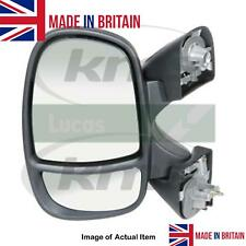 New Genuine LUCAS BY ELTA Outside  Rear View Mirror ADP411 Top Quality