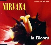 Nirvana In bloom (1992) [Maxi-CD]