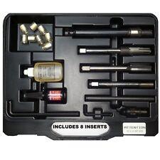 Big-Sert 5553-8 M14 x 1.25 Ford Triton Spark Plug Thread Repair Kit w/ 8 Inserts