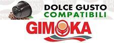 64 CAPSULE CIALDE CAFFE' COMPATIBILI DOLCE GUSTO NESCAFE' GINSENG