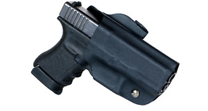 Hybrid Armory Capsule SHO, Open Carry OWB Kydex Holster, Right Hand, Black