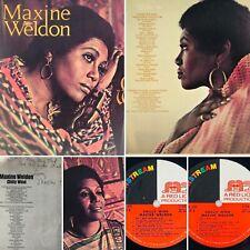 Maxine Weldon Chilly Wind LP MRL 339 Vinyl (VG) Tested