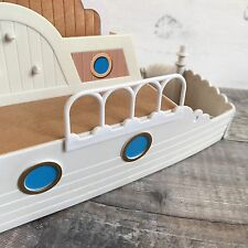 Sylvanian Families Marita May Pleasure Boat Spares | Side Deck Short Railing x 1