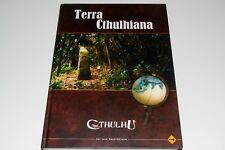 L'APPEL DE CTHULHU - TERRA CTHULHIANA - EDITION SANS DETOUR