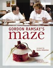 Gordon Ramsay's Maze-ExLibrary