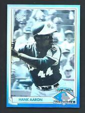 Hank Aaron 1991 Upper Deck Hologram Card #HH1; NM-Mint; Atlanta Braves