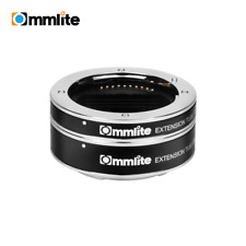 Connlite lens adapter ring Automatic Macro Extension Tube for E Mount Camera