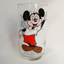 Mickey Mouse Club Walt Disney  drinking glass