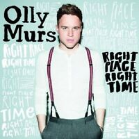 OLLY MURS - RIGHT PLACE RIGHT TIME: CD ALBUM (2012)