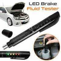 5 LED Bremsflüssigkeitstester Bremsflüssigkeitsprüfer Bremsflüssigkeit KFZ Test
