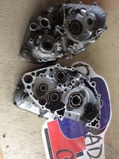 2001 Yamaha Yz250f Yzf 250 Center Left Right Middle Engine Motor Cases Case