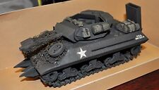 RARE Solido Verem US Destroyer Tank Museum Cannon m1/50 MINT in BOX V9026 Blinde