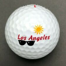 Los Angeles Logo Golf Ball (1) Spalding PreOwned