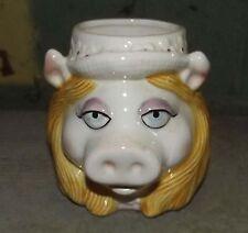 Miss Piggy Muppets Sigma pottery mug