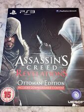 Assassin's Creed Revelations: Ottoman Edition PS3 Video Game PAL