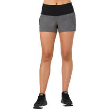 Asics Mujer Best 3.5 Inch Pantalones Cortos Gris Deporte Correr