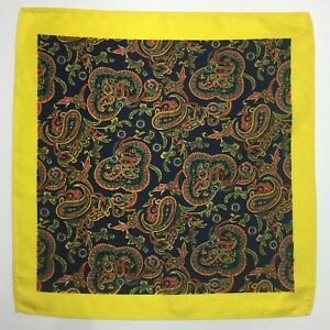 Handmade 100% polyester pocket squares   luxury designs   Wedding Gift   Suits
