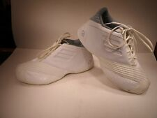 Adidas TMAC 1 Tracy McGrady RARE All White Size 10.5 PADS 676152
