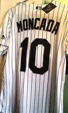 MLB Chicago White Sox Baseball XLarge Jersey Majestic #10 Moncada