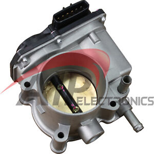New Throttle Body Assembly for 2006-2008 Jaguar S-Type X-Type  4X43-9F991-AA