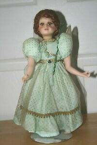 """14"""" red head angle doll"""