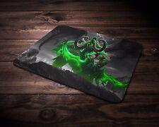World of Warcraft Illidan Legion WOW Geek Gaming Pad Mousepad Mauspad