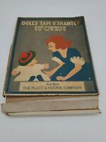 Doll's Tam O'Shanter For Children To Weave Vintage Platt & Norse Co. Circa 1920