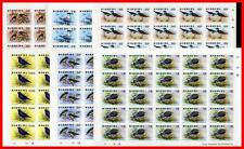Barbuda 1976 BIRDS SC#238-243 MNH WHOLESALE x25 SETS @FREE USA SHIPPING@ folded