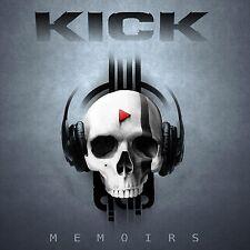 Kick - Memoirs CD 2013 British Hard Rock band Chris and Mikey Jones