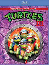 TEENAGE MUTANT NINJA TURTLES III TURTLES IN TIME BLURAY & DIGITAL COPY