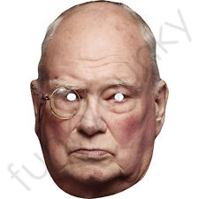Sir patrick moore célébrité carte masque-toutes nos masques sont pré-coupé!