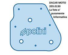 203.0130 FILTRO ARIA POLINI MALAGUTI : CENTRO 50 SL - CIAK 50 - F 10 50 (CY)