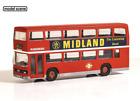 5501 Modelscene OO/HO Gauge Leyland Olympian Double Decker Bus, London Buses