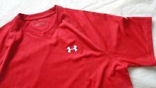 Under Armour T Shirt Camisa Under Armour Rojo Tamaño XL Loose Fit